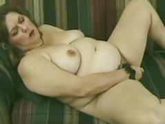 BBW Mature Hairy Progenitrix